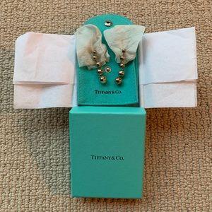 Tiffany & Co. Graduated Bead Drop Earrings
